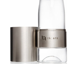 Tkaro Glass Water Bottle