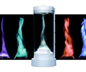 Swirling Tornado Humidifier