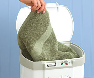 Towel Spa - Bathroom Towel Warmer