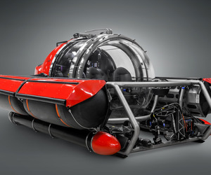 U-Boat Worx C-Explorer 5 - Five Person Exploration Submarine