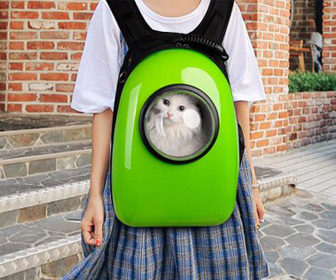 U-Pet Bubble Backpack Pet Carrier