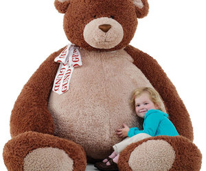 Gund Basil Jumbo - The Ultimate Giant Teddy Bear!