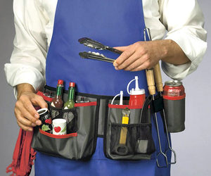 Ultimate Grillers Tool Belt