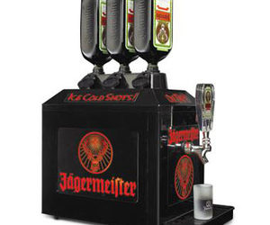 Ultimate Jagermeister Shot Machine
