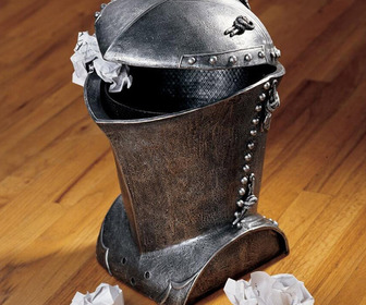 The Ultimate Medieval Wastebasket