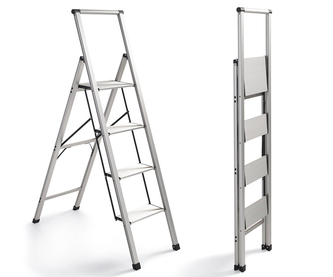 Ultralight Slimline Step Ladder
