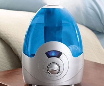 Ultrasonic Personal Humidifier