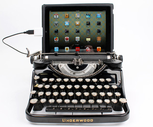 USB Typewriter Computer Keyboards