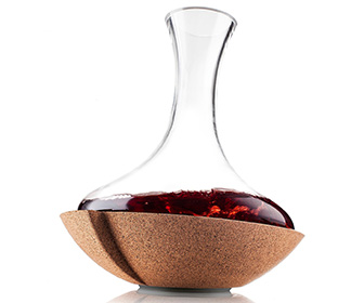 Vacu Vin Swirling Wine Decanter