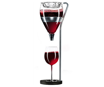 Vagnbys Table Tower - Aerating Wine Dispenser