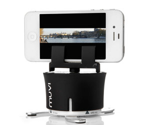 MUVI X-Lapse - 360 Degree Time-Lapse Video / Panoramic Photo Turner for Smartphones