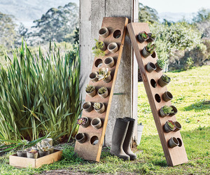 Vertical Garden Herb Planter