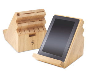 Victorinox Swivel - Knife Block / iPad Stand