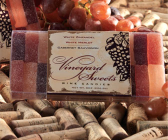 Vineyard Sweets Wine Gummy Candies