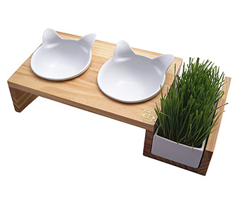 ViviPet Cat Dining Table