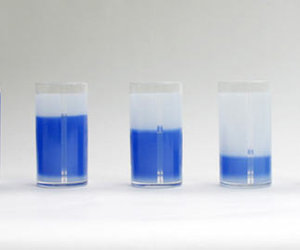 Water Is Blue - Unique Color Changing Glasses