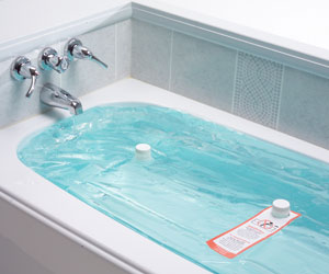 waterBOB - Emergency Bathtub Drinking Water Storage