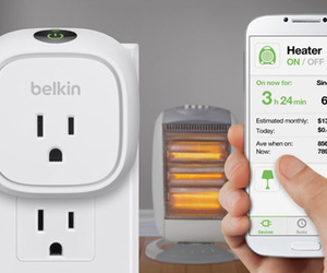 WeMo Insight - Home Automation and Energy Monitoring Switch