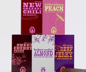 Wild Ophelia Exotic Chocolate Bars (Beef Jerky, Bananas, Potato Chips, Etc.)