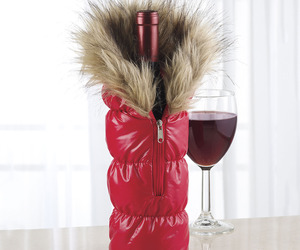 Wine Bottle Parka