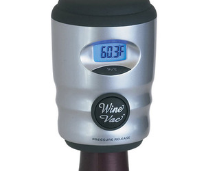 Wine Vac - Vacuum Seal Your Wine Bottle