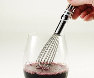Wine Whisk - Wine Aerator and Bottle Stopper