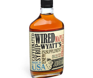 Wired Wyatt's Caffeinated Maple Syrup