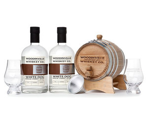 Woodinville Whiskey Co. - Age Your Own Whiskey Kit