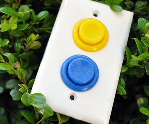 Working Arcade Light Switch