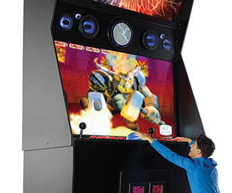 World's Largest Arcade Machine Replica