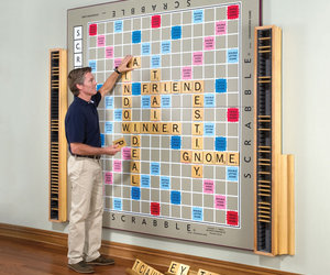 The World's Largest Scrabble Game - Only $12,000