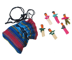 Worry Dolls - They Worry For You To Help You Sleep