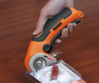 Worx ZipSnip - Cordless Cutting Tool / Electric Scissors