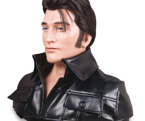 WowWee Alive Elvis - Animatronic Singing and Talking Lifesize Bust