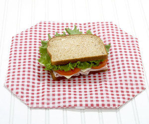 Wrap 'n' Mat - Reusable Sandwich Wrap / Placemat