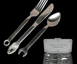 Wrenchware - Flatware Tool Set