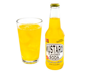 Yellow Mustard Soda