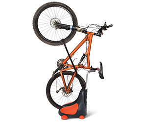 ZicTech Z - Space-Saving Upright Bike Stand