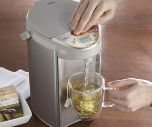 Zojirushi VE Hybrid - Stainless Steel Water Boiler & Warmer