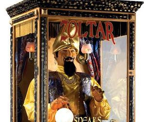 Zoltar - Animatronic Fortune Teller Machine