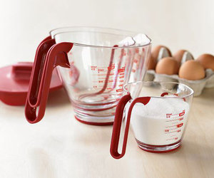 Zyliss Mix-N-Measure - Stackable Measuring Cup Set