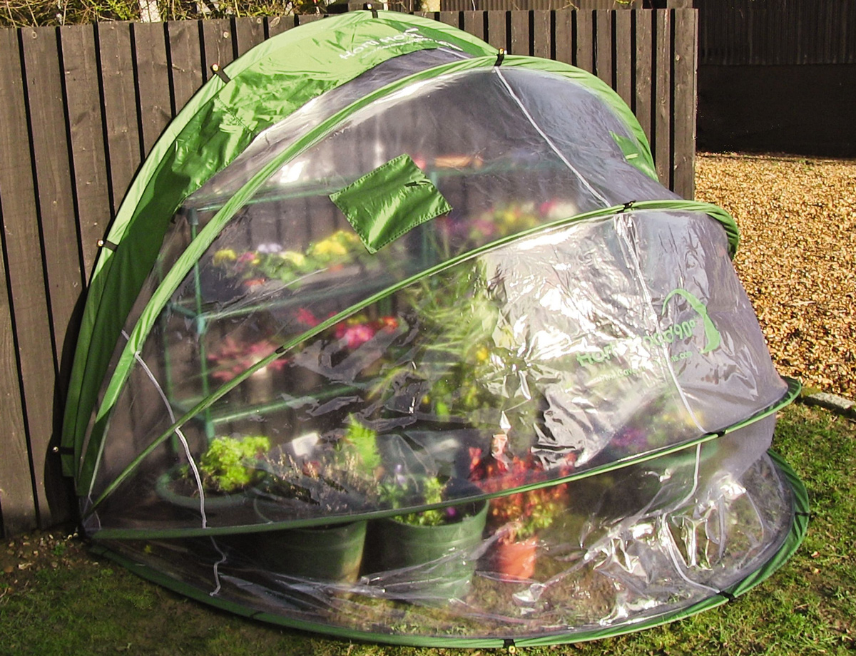Horti Hood Pop Up Greenhouse
