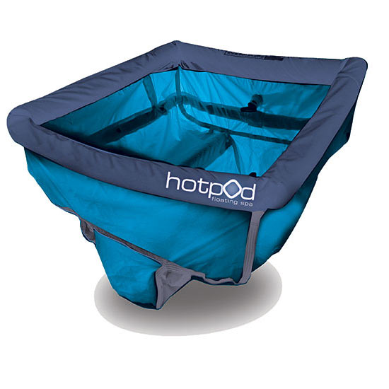Hot Pod Floating Spa The Green Head