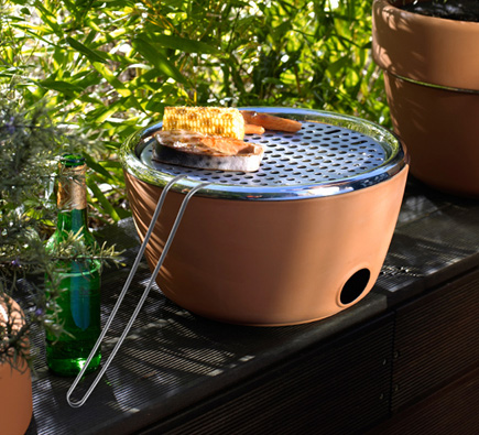 Hot Pot Bbq All In One Barbecue And Herb Garden The