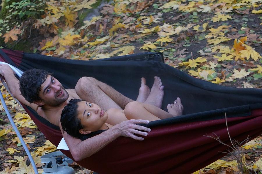 Hot Tub Hammock >> Hydro Hammock - Portable Hot Tub Hammock - The Green Head