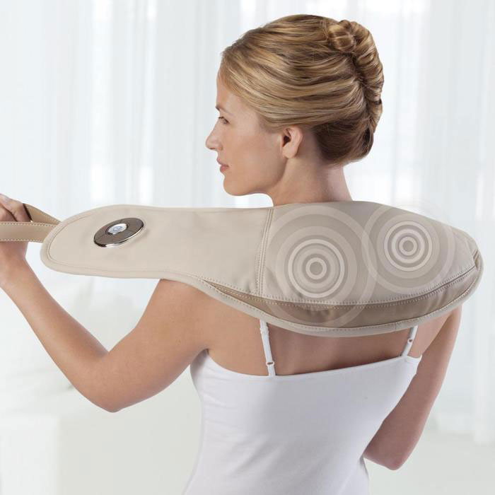 I-Need Neck and Shoulder Pro Massager with Heat - The ...