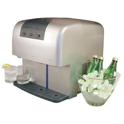 Countertop Ice Maker Crushed : Iceman Ultra 3 In 1 Crushed Ice Maker The Green Head