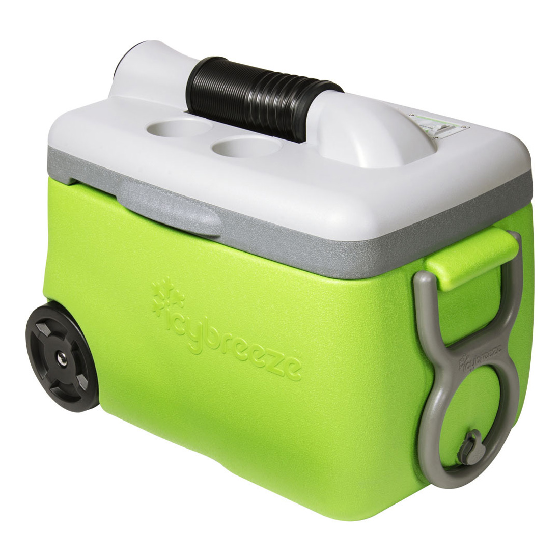 IcyBreeze Portable Air Conditioner / Ice Cooler The Green Head #8DB11A