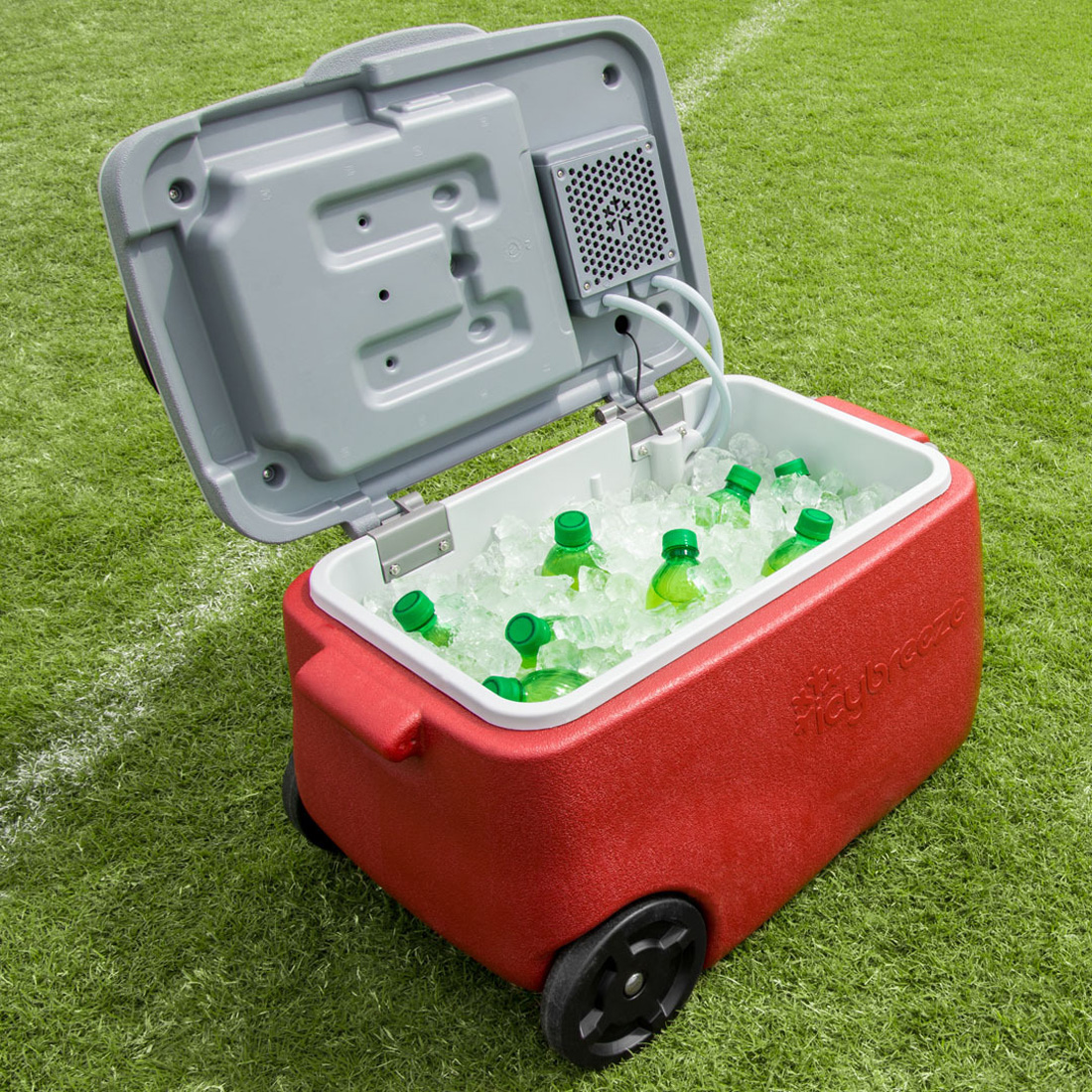 Cooler Air Units : Icybreeze portable air conditioner ice cooler the