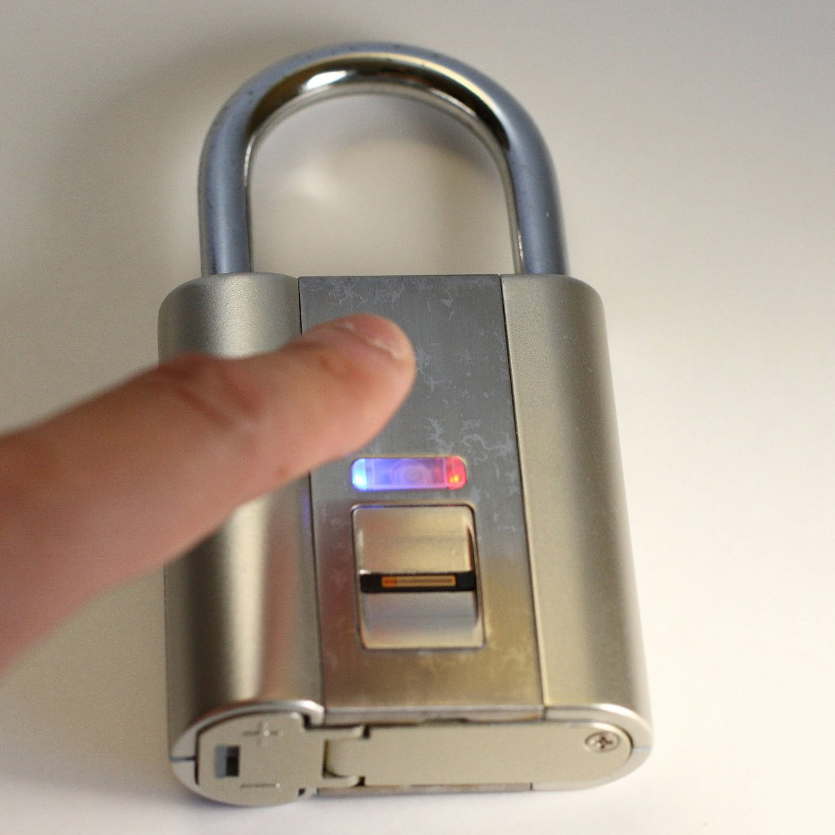 Ifingerlock Biometric Fingerprint Padlock